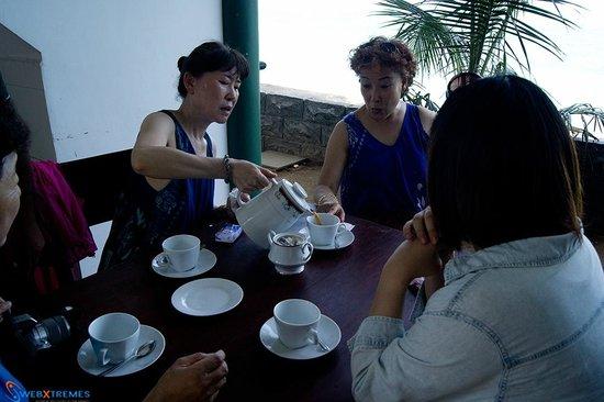 Sayurima Hotel: Tea