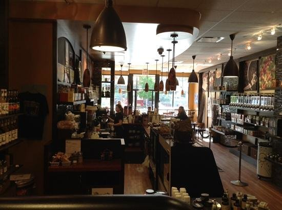 Evelyn's Coffee Bar: Evelyns coffee shop