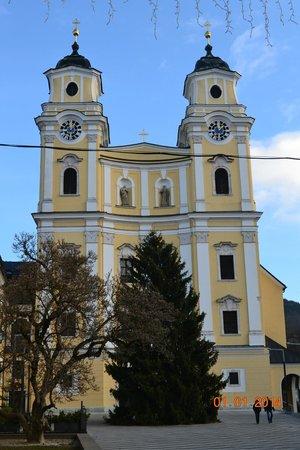 Panorama Tours Original Sound of Music Tour: Church