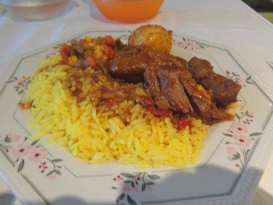 Vamos Township Tours: Beef stew