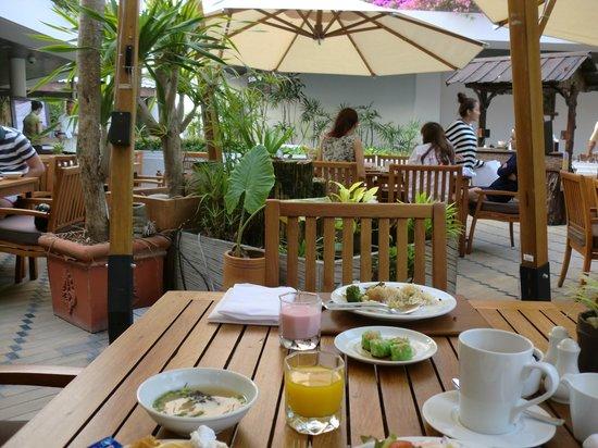 AVANI Pattaya Resort & Spa: 気持ちいい朝食
