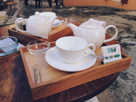 Cafe L'Angelique: Tea time