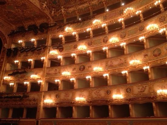 B&B Palazzo Minelli : teatro la fenice