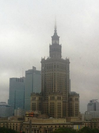 Novotel Warszawa Centrum : Warszawa Science & Culture Palace
