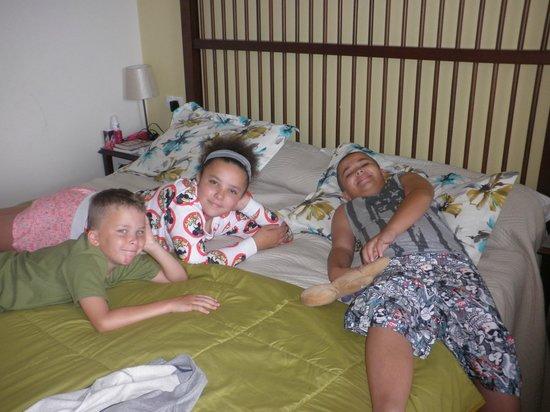PortAventura Hotel Caribe: bed