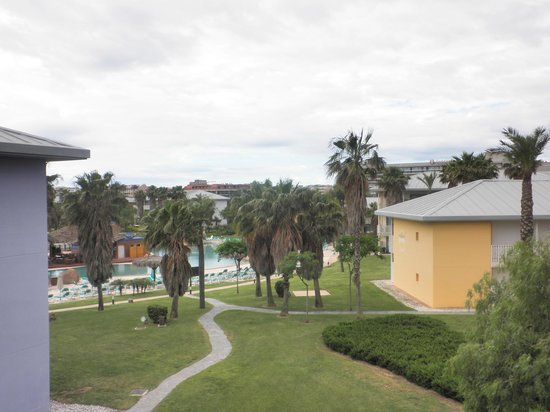 PortAventura Hotel Caribe: view from room