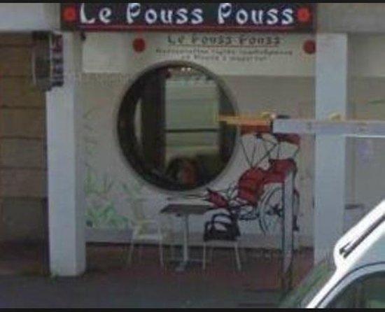 Le Pouss Pouss : Pouss pouss