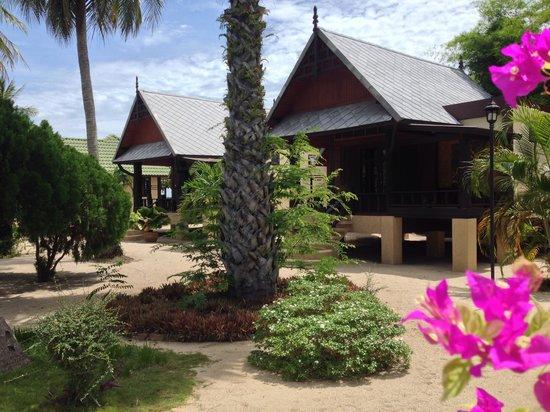 Dewshore Resort : Bungalows