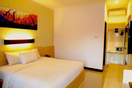 Palloma Hotel Kuta: Deluxe Room