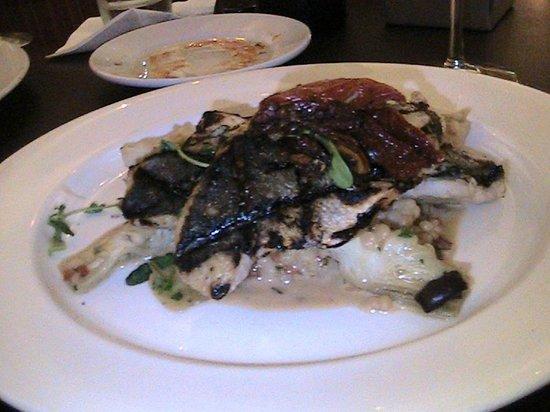 Oceano Bistro: The Grilled Brazino