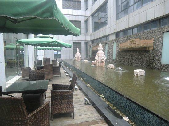 America's Best Inn & Jinting International Hotel : 錦亭國際酒店