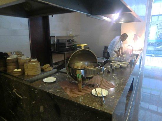 America's Best Inn & Jinting International Hotel : 早餐