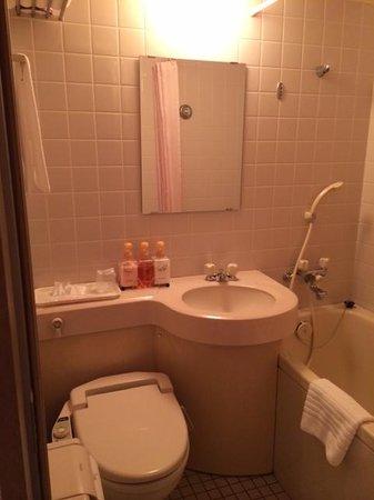 SHIBUYA HOTEL EN: バスルーム