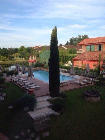 Georges Blanc Parc & Spa : Superbe