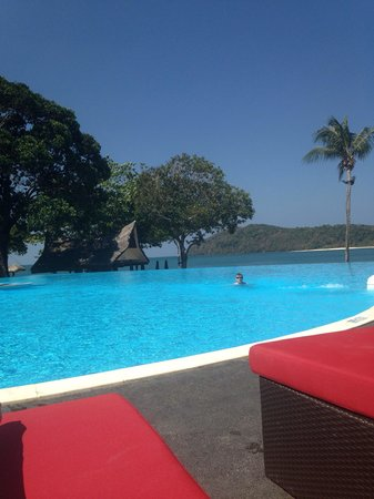 Holiday Villa Beach Resort & Spa Langkawi : La Villa well worth it