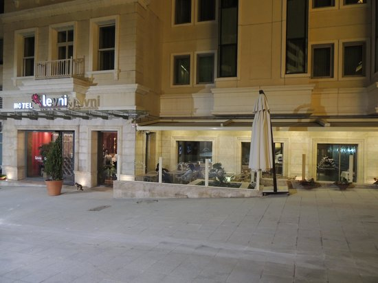 Levni Hotel & Spa: The Hotel exterior 1