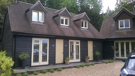 Quidhampton Mill Bed & Breakfast: The rooms
