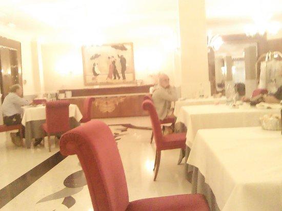 Zanhotel & Meeting Centergross : restaurant's view