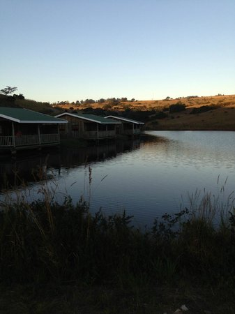 Lake Eland Game Reserve : Accomodation