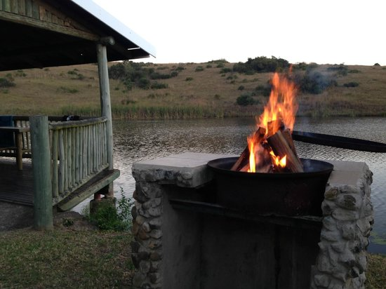 Lake Eland Game Reserve: View
