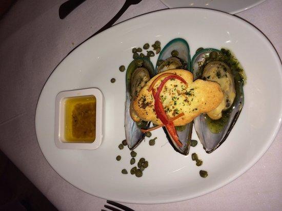 Phuket FantaSea: Buffet fruit de mer exceptionnel