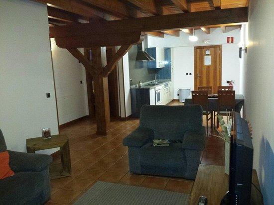 Hotel-Apartamento Rural Atxurra: Appartement avec 2 chambres.