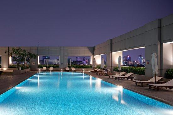 Hotel Nikko Saigon: Pool
