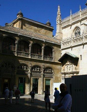 Catedral y Capilla Real: Capilla Real Granada