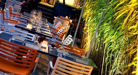 Restaurant o jardin dans lyon avec cuisine fran aise for Restaurant o jardin