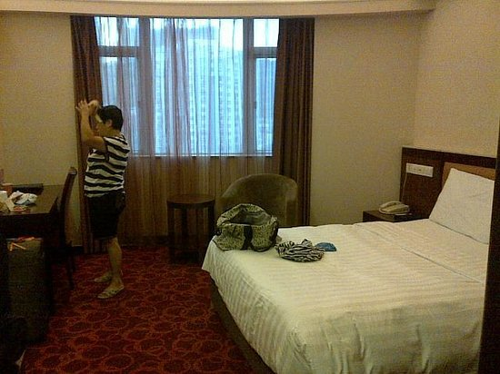 Hotel Taipa Square: Room