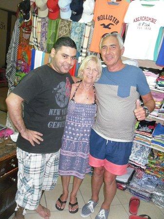 Jaz Mirabel Park : Marko in shop no 30