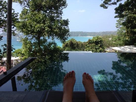 Kata Hi View : the pool
