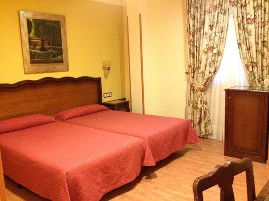 Reina Cristina Hotel: Reina Cristina Granada