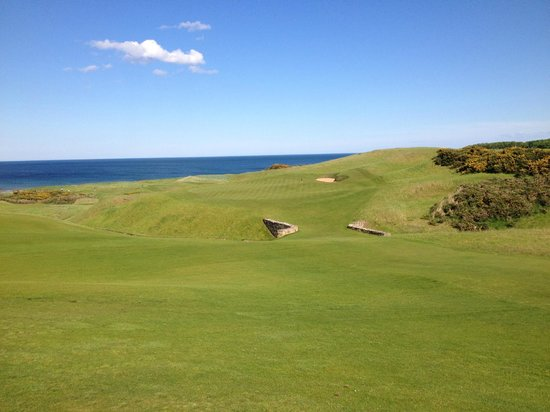 Kingsbarns Golf Links: 18th Green