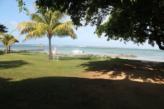 Tamassa: beach
