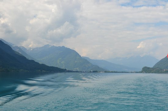 Lake Brienz: The lake