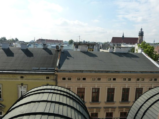 Hotel Kazimierz : View from room 502