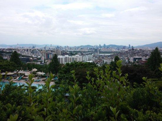 Grand Hyatt Seoul : view 1