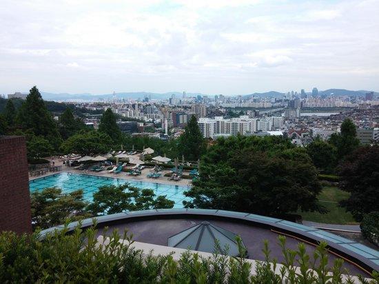 Grand Hyatt Seoul : View 2