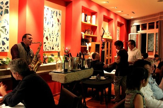 Opera Prima : Lounge