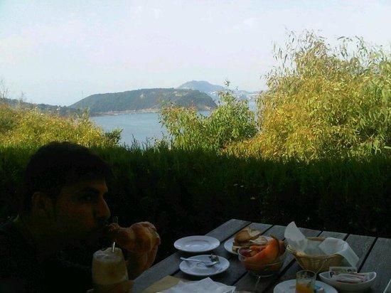 Albergo Solcalante: La colazione dell'Hotel Solcalante