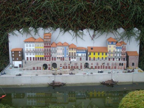 Mini-Europe: Porto