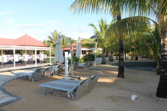 Tamassa Resort : near B bar