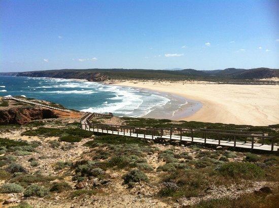 Jah Shaka Surf and Kite Lodge: One of the beaches