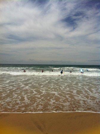 Jah Shaka Surf and Kite Lodge: Another beach