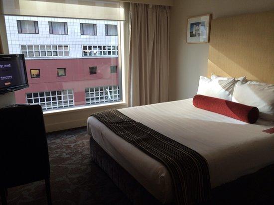 SKYCITY Grand Hotel: Level 8 city view room