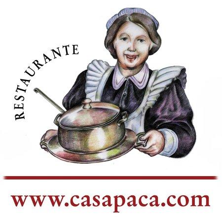 Casa Paca Restaurante: Logo Casa PACA