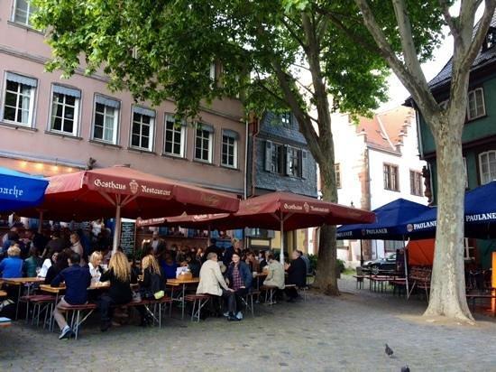 alte zollwache frankfurt am main h chst restaurant bewertungen telefonnummer fotos. Black Bedroom Furniture Sets. Home Design Ideas