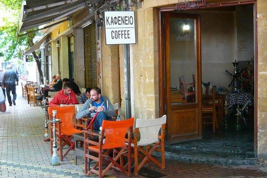 Ledra Street Crossing Point: BAR