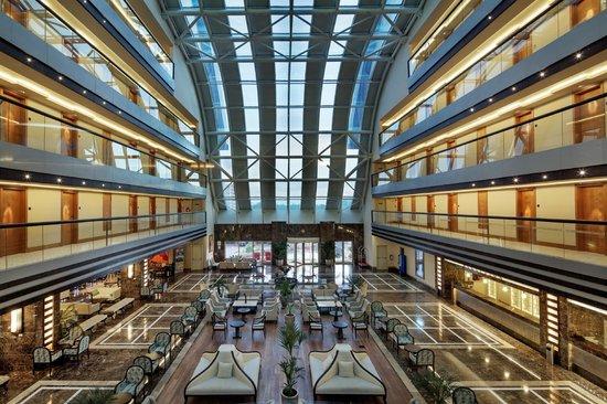 Liberty Hotels Lara - Lobby Area